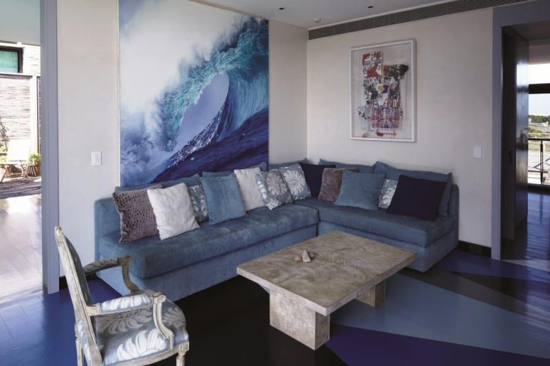 Casa Mar Living Room