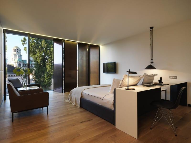 The Best Hotel in Sofia: Sense Hotel