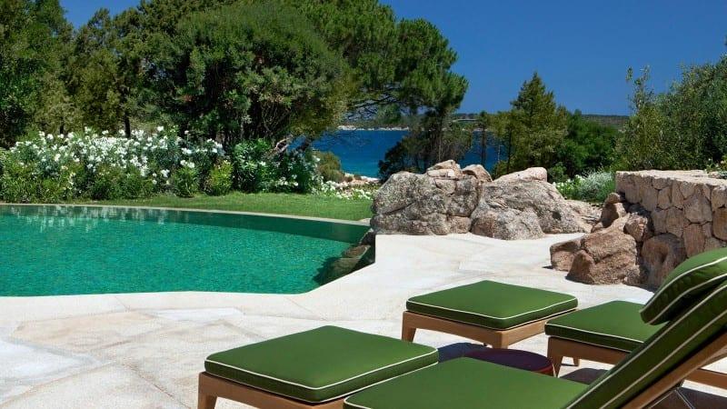 Hotel Pitrizza private pool