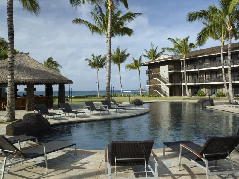 Kauai, Koa Kea Hotel & Resort Hawaiian Hotel on Kauai at Poipu Beach Hawaii