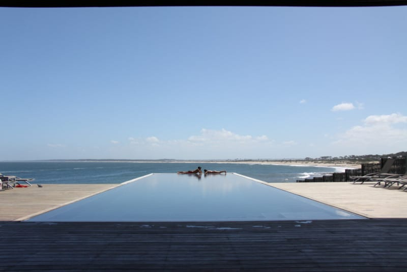 Playa Vik infinite pool