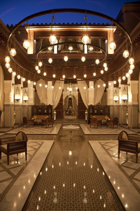 Royal Mansour Marrakech Morocco