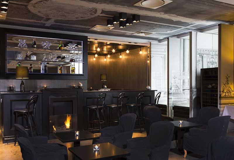 maison champs elys es in paris as work of art. Black Bedroom Furniture Sets. Home Design Ideas