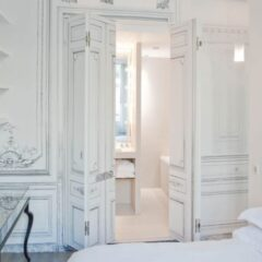 Maison Champs Elysées in Paris as work of art