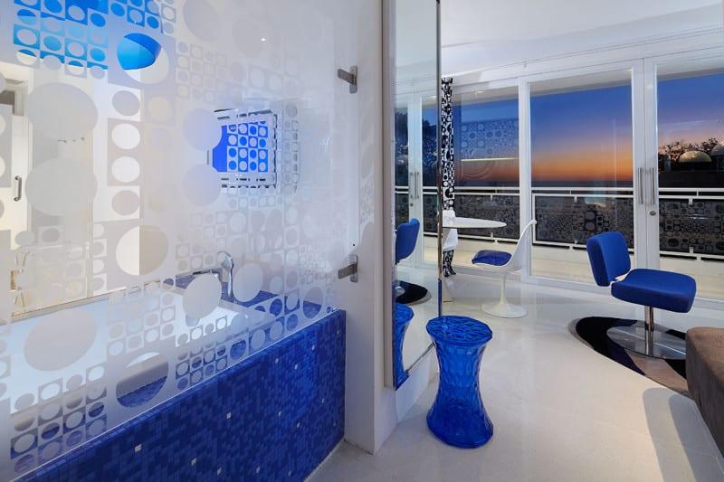 Luxury Studios Bali Indonesia bathroom