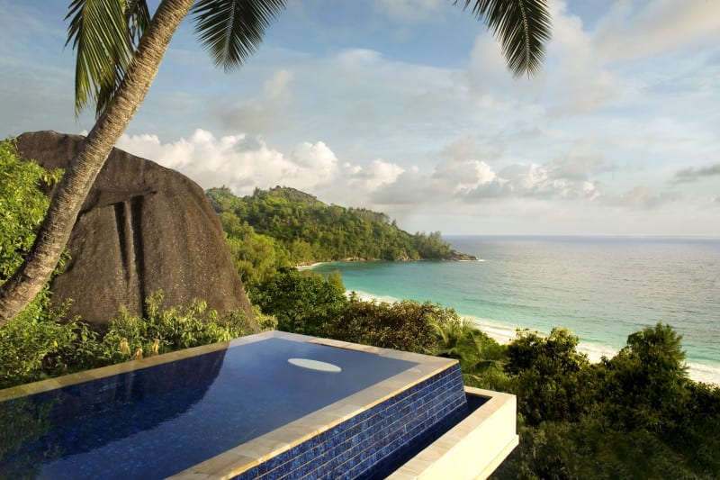 Banyan Tree Seychelles Intendance Pool Villa