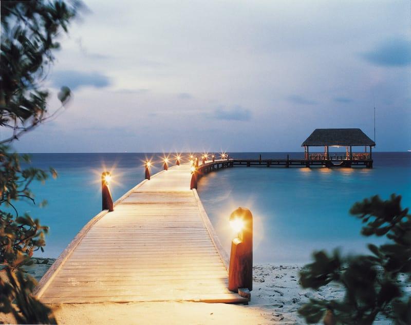 Cocoa Island Maldives romantic trip
