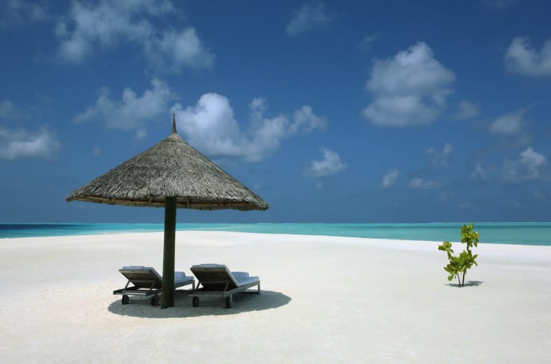 Hotel Boats Maldives beach