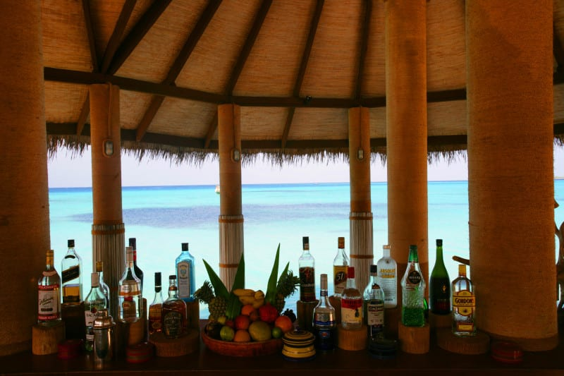 Coco Palm Dhuni Kolhu Beach Bar