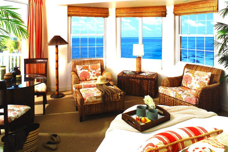 Cambridge Beaches Resort & Spa – Bermuda inside room