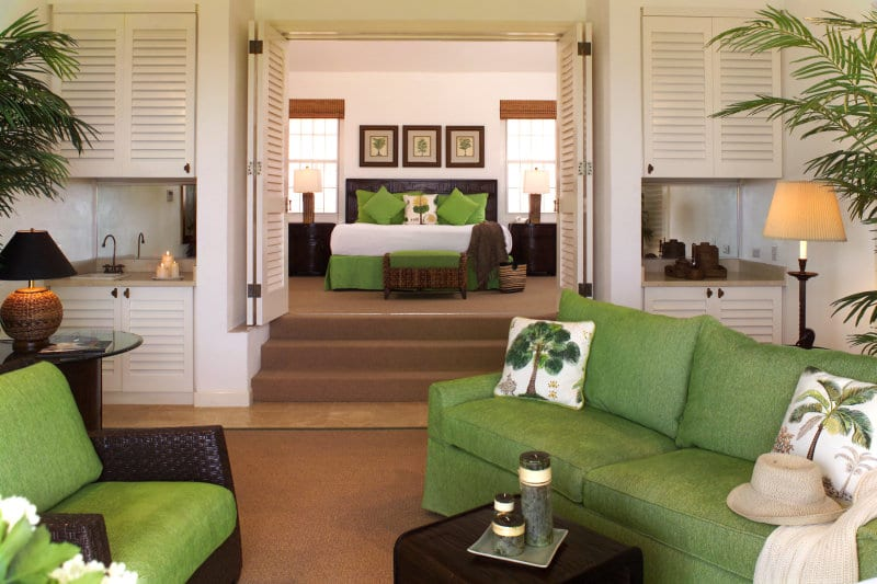 Cambridge Beaches Resort & Spa – Bermuda inside room
