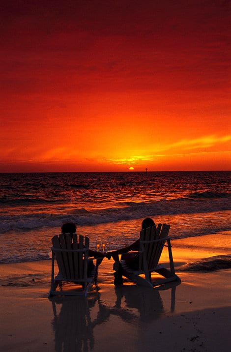 Cambridge Beaches Resort & Spa – Bermuda romantic sunset