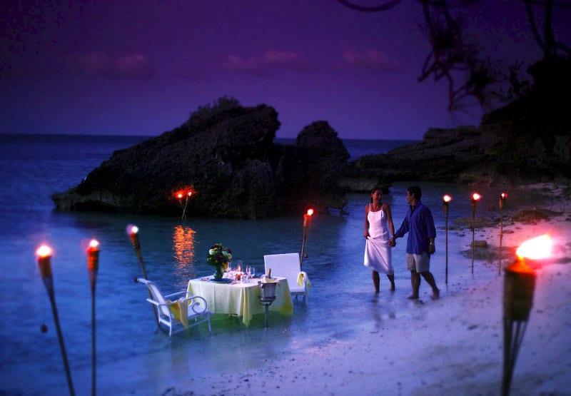 Cambridge Beaches Resort & Spa – Bermuda diner