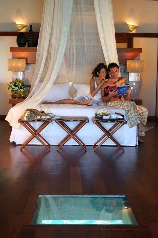 Sofitel Moorea Ia Ora Beach Resort inside