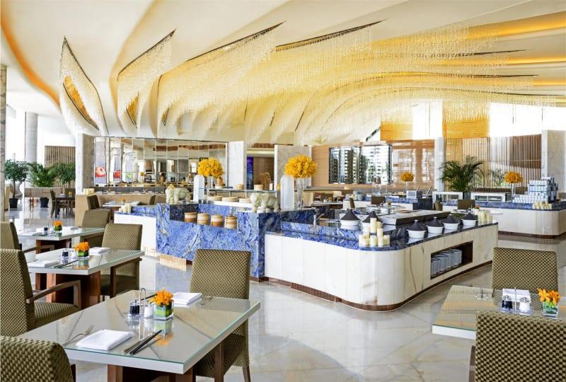 Sheraton Huzhou Hot Spring Resort breakfast