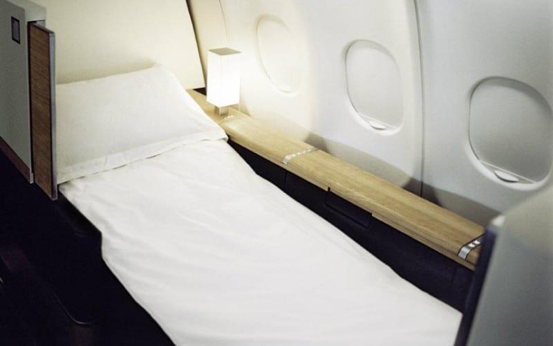 SWISS first class seatsSWISS first class seats