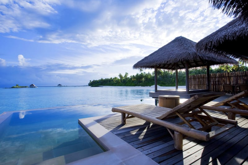 Maalifushi by COMO in Maldives