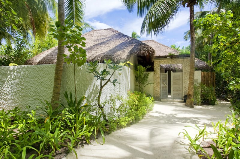 Maalifushi by COMO in Maldives villa