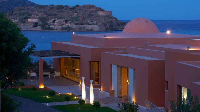 Elounda Greece