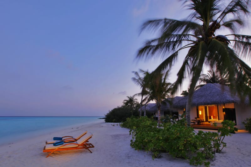 Velassaru Maldives Luxury Travel beach