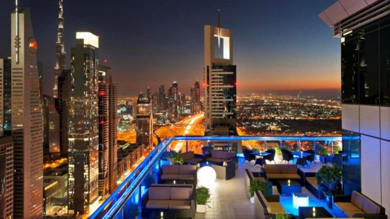 W Hotel Miami Drink Menu