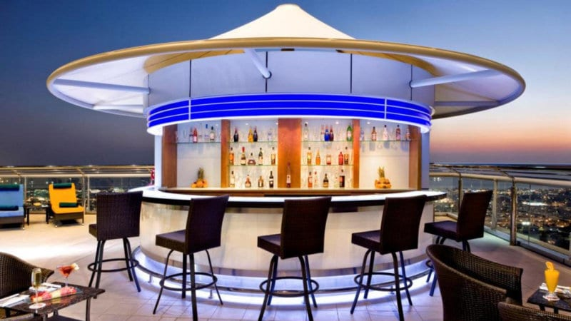 Level 43 Rooftop Lounge and Br