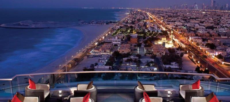 Uptown Bar, Dubai