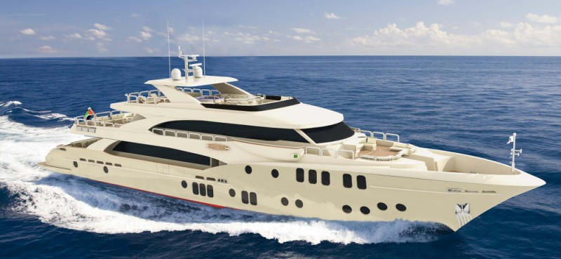 Gulf Craft Majesty 155