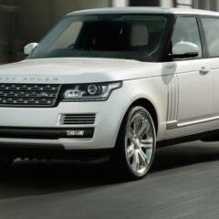 Range Rover Autobiography Black