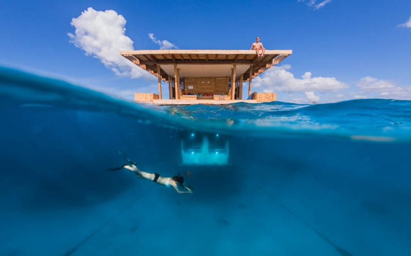 The Manta Resort - Pemba Island