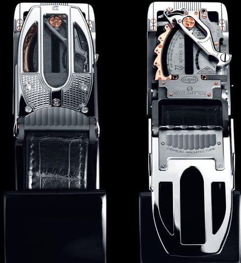 Bugatti Belt Buckle