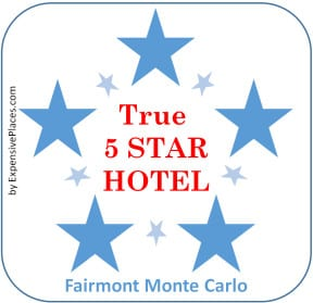 true 5 Star Fairmond Award
