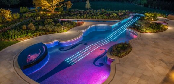 The Best Pool Design 2014