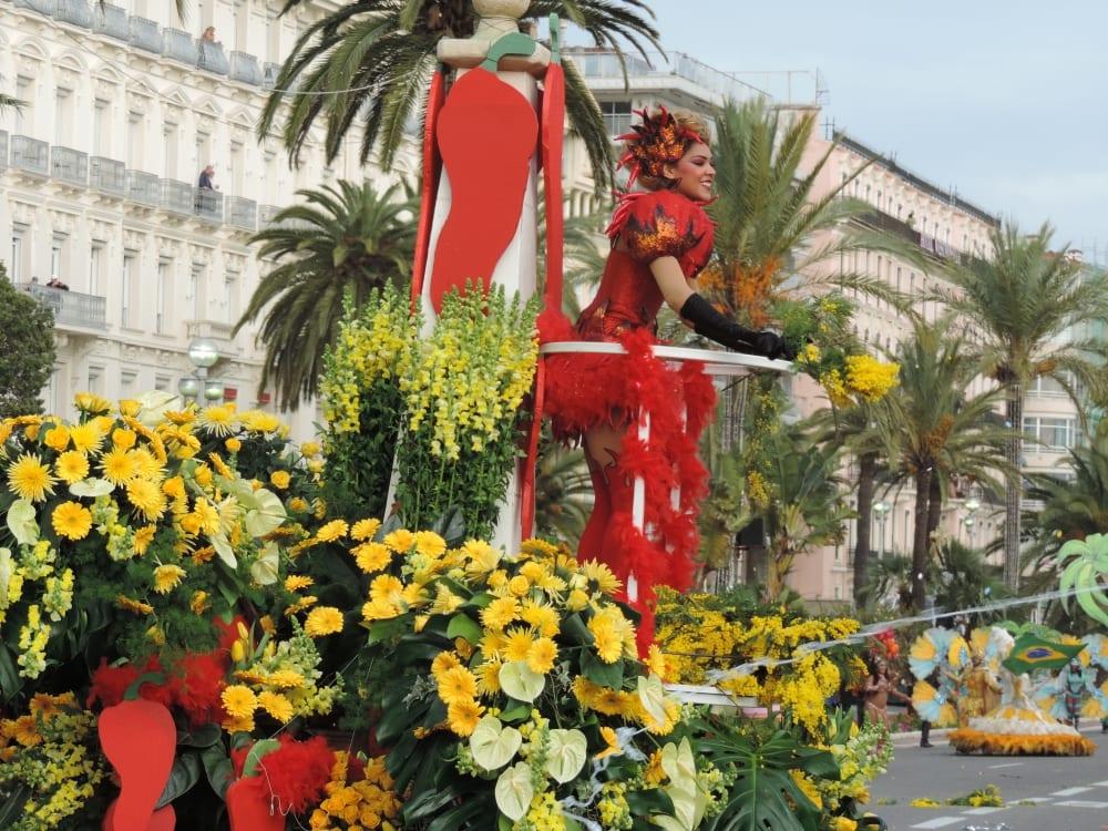 Carnival Nice - Flower parades