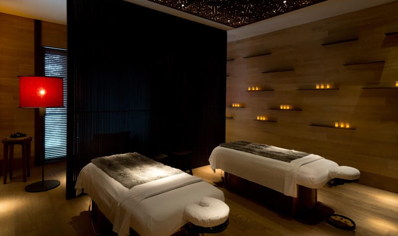 The Chedi Andermatt, Switzerland SPA