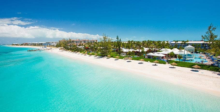 Beaches turks caicos resort villages spa for The best beach resorts in the world