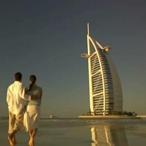 Burj Al Arab is The 7 Star Hotel In Dubai