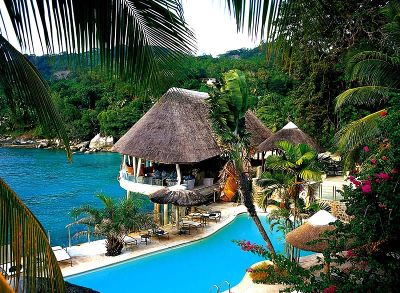 The Sunset Beach Hotel Seychelles