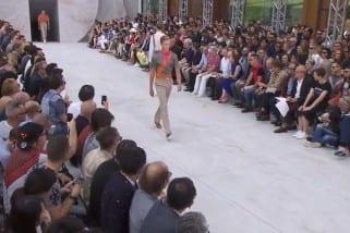 Louis Vuitton Men's Spring/Summer 2015 Fashion Show