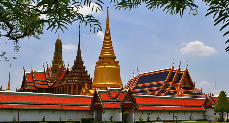 Bangkok TOP 10 places to visit