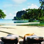 Rayavadee Resort Thailand beach