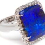 Gold ring from Kimberly McDonald