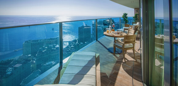 The world's most expensive residential tower is in Monaco