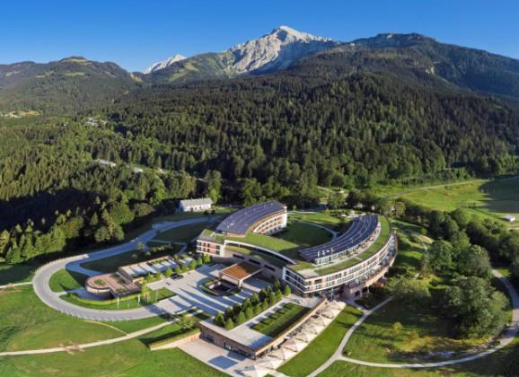Kempinski Berchtesgaden – one of the best hotel in Bavarian Alps