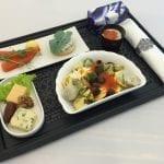 Onno Kokmeijer devises KLM's European Business Class menus