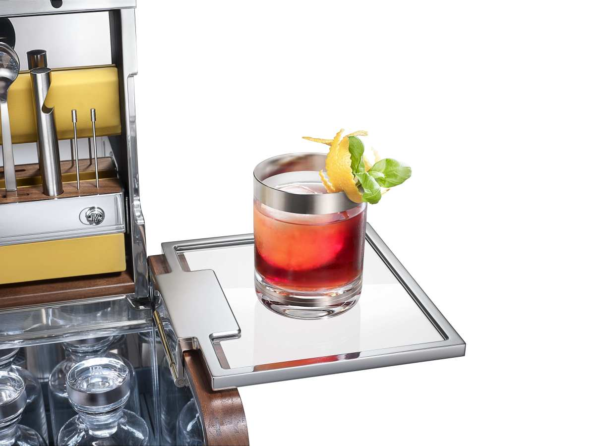 Rolls-Royce Cocktail Hamper limited edition