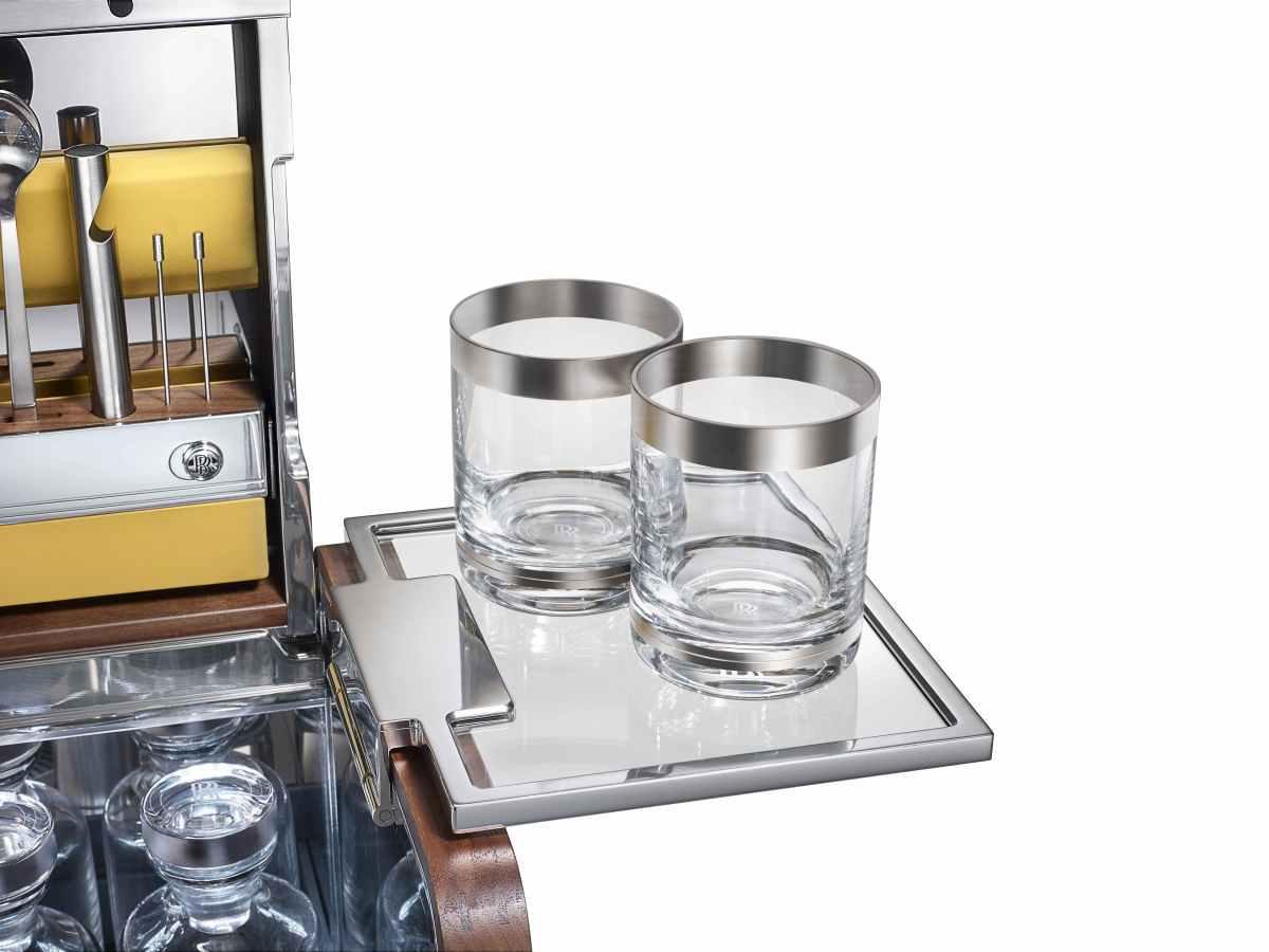 Rolls-Royce Cocktail Hamper limited edition