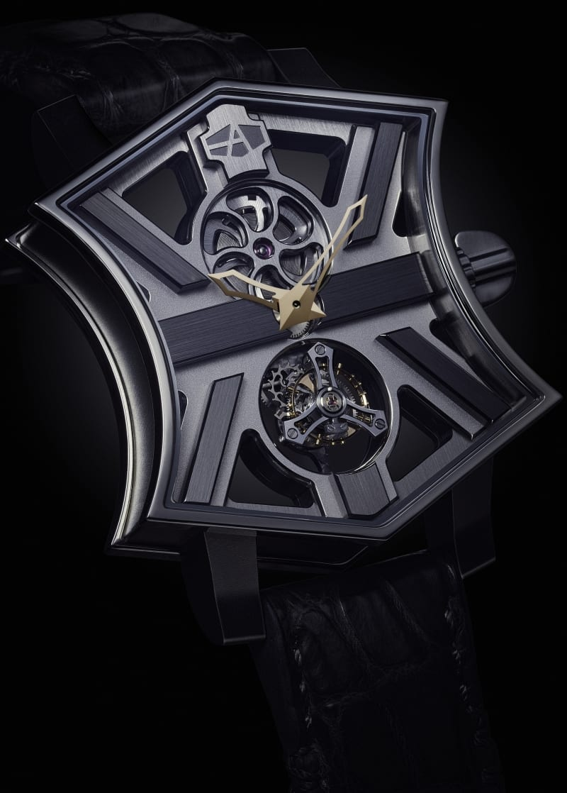ArtyA Complications - Son of Sound Tourbillon