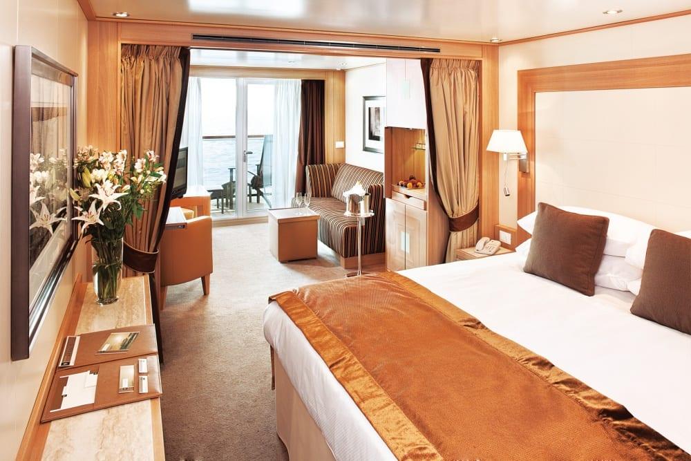 Seabourn Ship Odyssey Cruise