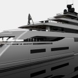 Experimental Project: A challenging concept for 94-meter superyachts